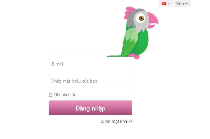 Hướng dẫn sử dụng công cụ chat trong gian hàng thành viên